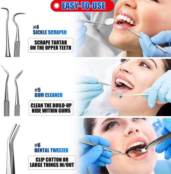 Dental Tools Plaque Remover