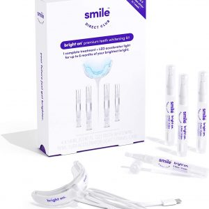 SmileDirectClub Teeth Whitening kit